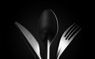 Stylish, Durable, and Sustainable Polypropylene Cutlery